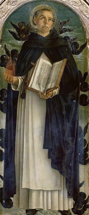 Saint Vincent Ferrer Altarpiece. Giovanni Bellini