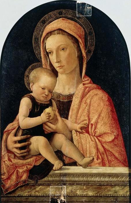 Madonna and Child. Giovanni Bellini