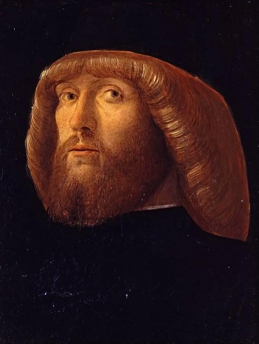 Портрет бородатого мужчины. Джованни Беллини