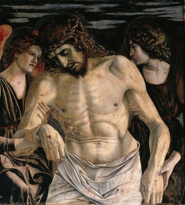 Алтарь святого Викентия Феррера. Джованни Беллини