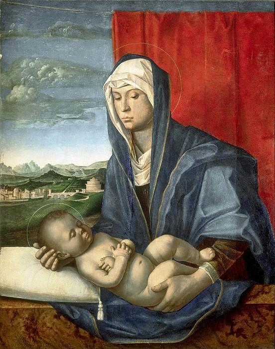 Мадонна с Младенцем. Джованни Беллини