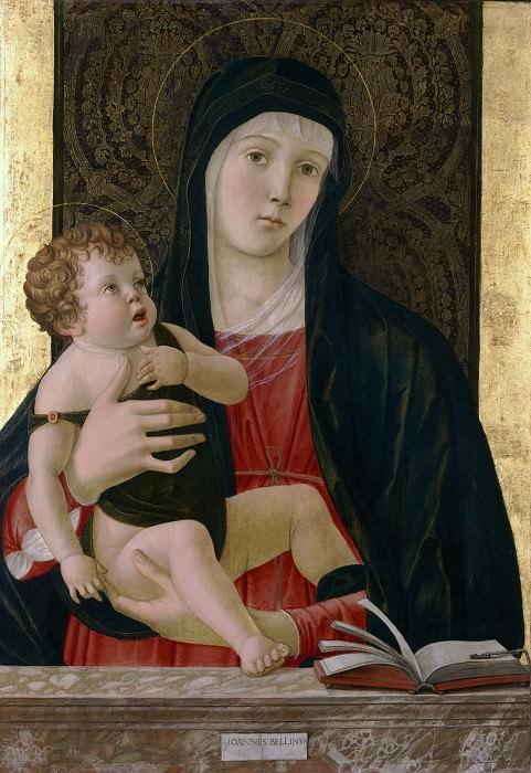 The Madonna and Child. Giovanni Bellini