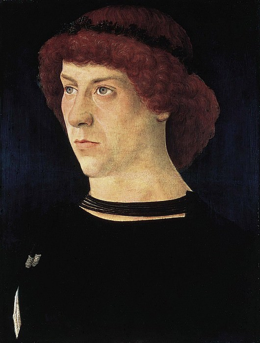 Portrait of Jorg Fugger. Giovanni Bellini