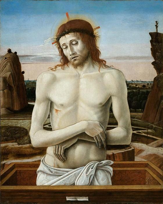 Pieta. Giovanni Bellini