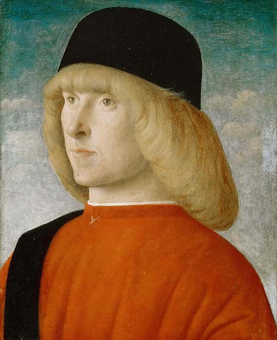 Portrait of a Young Senator. Giovanni Bellini