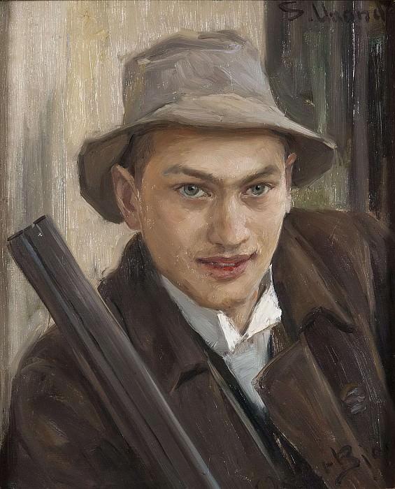 Sven Unander. Gustav Oskar Bjorck