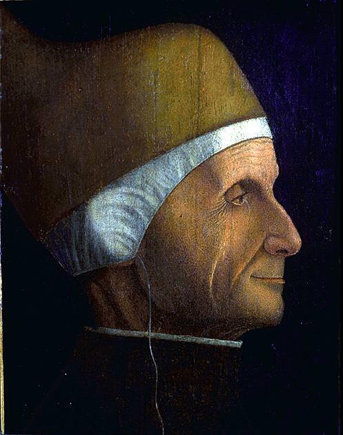 Portrait of Doge Leonardo Loredano, SF Museu. Gentile Bellini