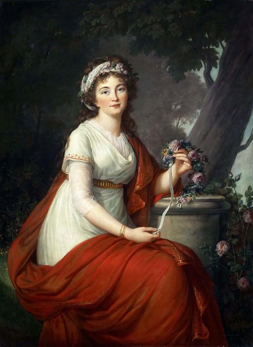 Princess Youssoupoff. Élisabeth Louise Vigée Le Brun