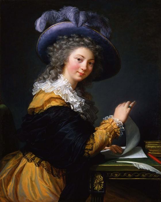 Comtesse de Ceres. Élisabeth Louise Vigée Le Brun