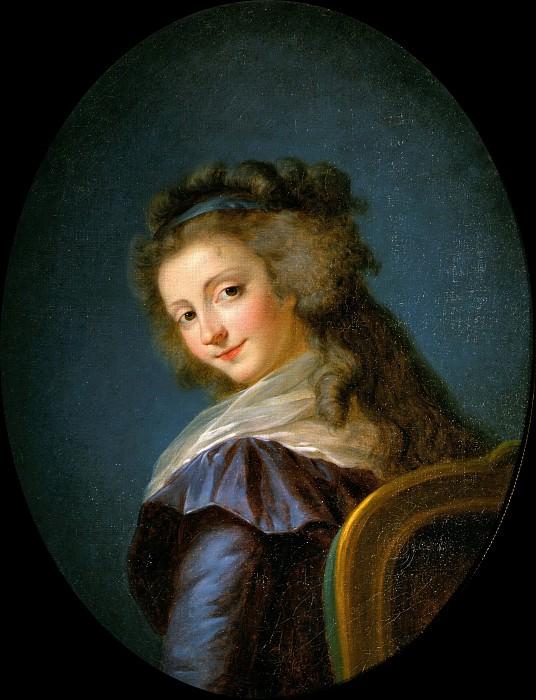 La Briche, Adelaïde de. Élisabeth Louise Vigée Le Brun