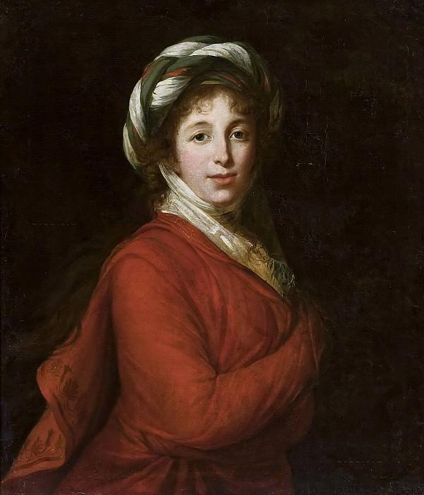 Helena Radziwiłłowa. Élisabeth Louise Vigée Le Brun