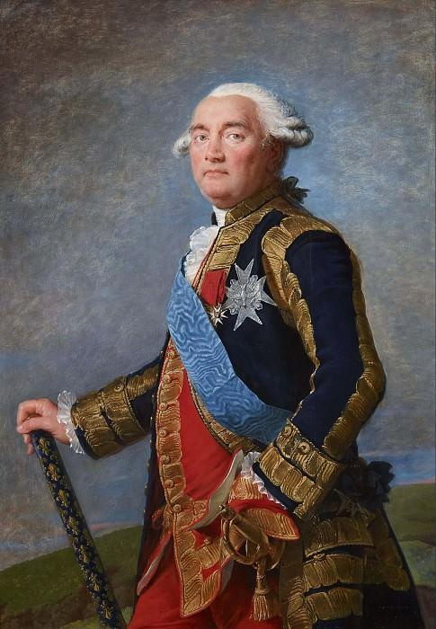 Philippe-Henri, marquis de Segur. Élisabeth Louise Vigée Le Brun