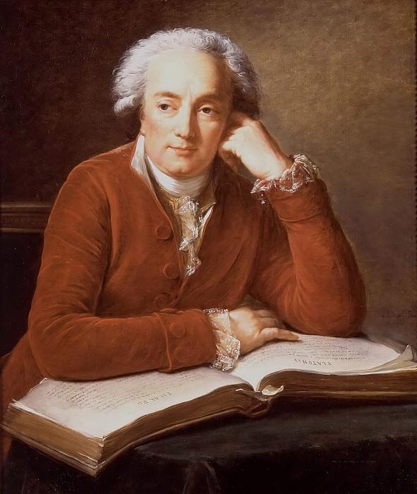 Карло Гастоне делла Торре ди Реццонико, итальянского писателя. Элизабет-Луиз Виже-Лебрён