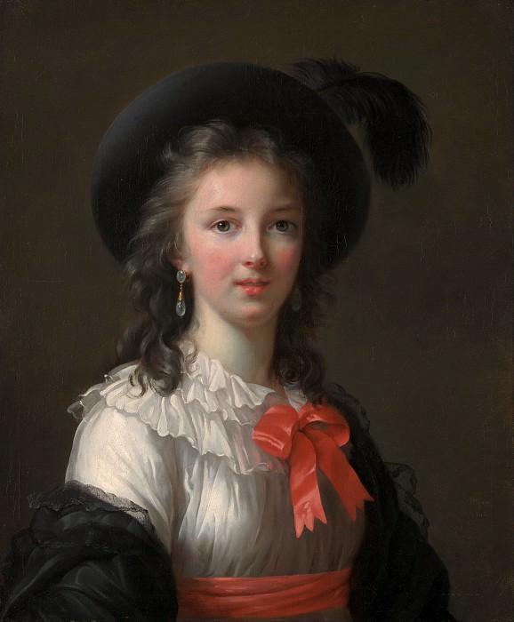 Self-Portrait. Élisabeth Louise Vigée Le Brun