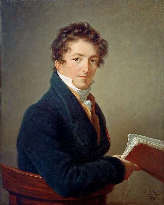Andlau, Armand-Gaston-Félix, Comte. Élisabeth Louise Vigée Le Brun
