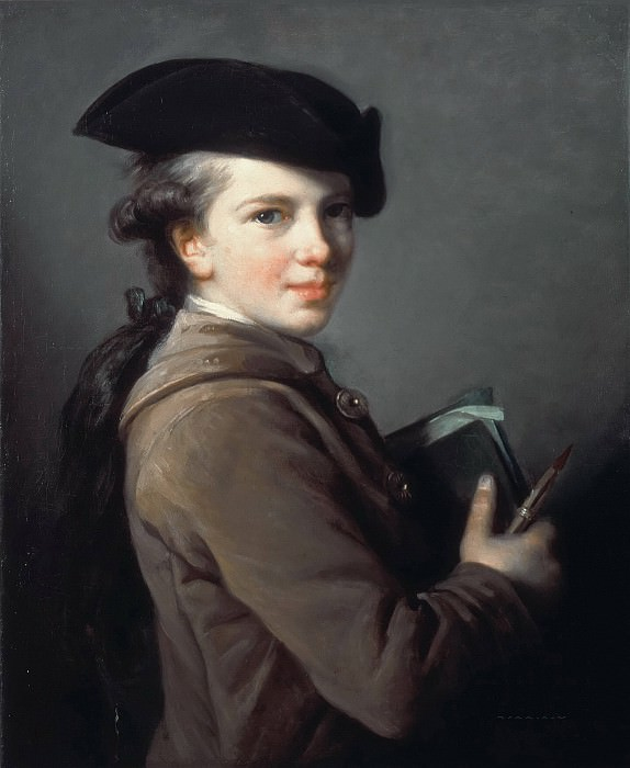The Artist's Brother. Élisabeth Louise Vigée Le Brun