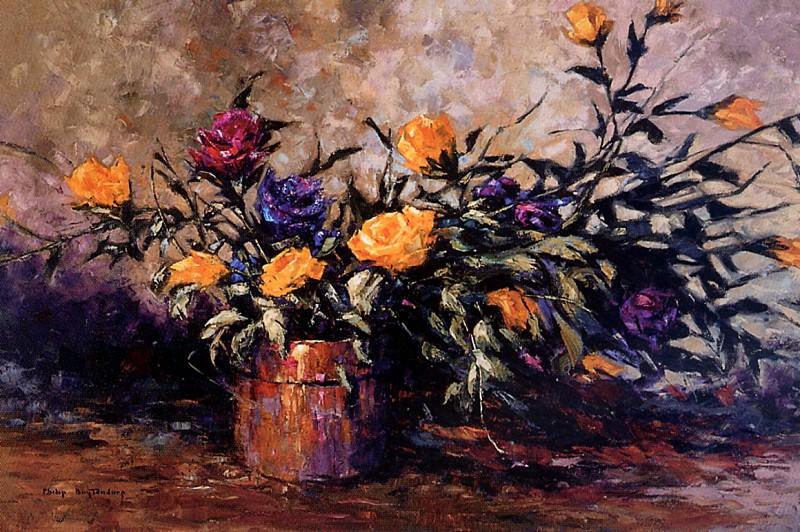 Yellow Roses. Philip Buytendorp