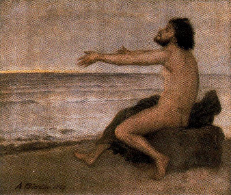 CAKHQR09. Arnold Böcklin