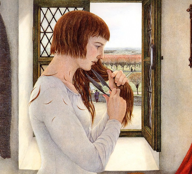 Joan of Arc. Angela Barrett