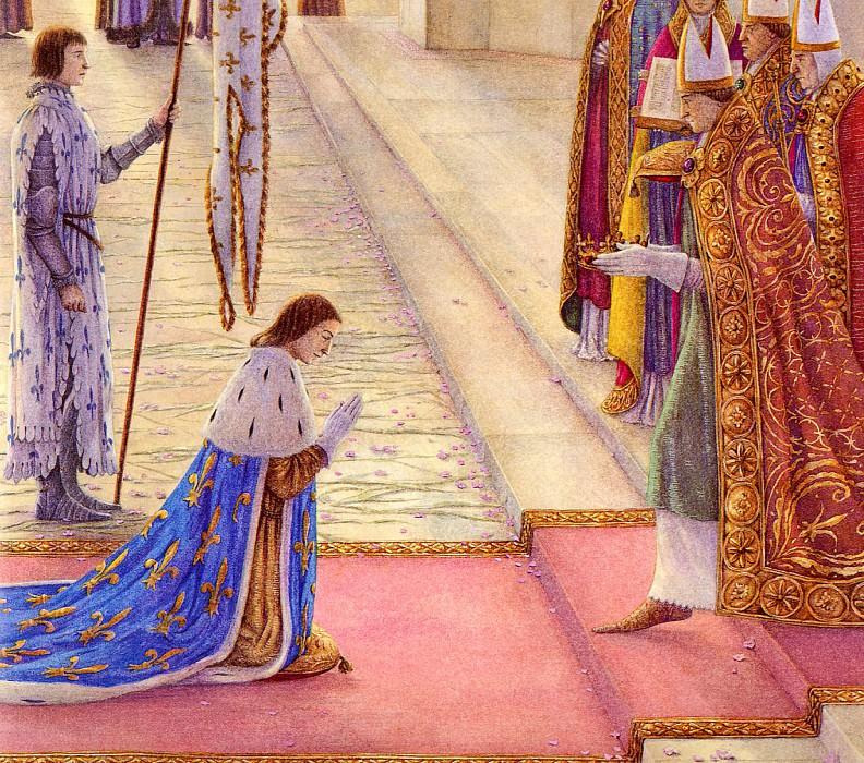 Joan of Arc. Angela Barrett