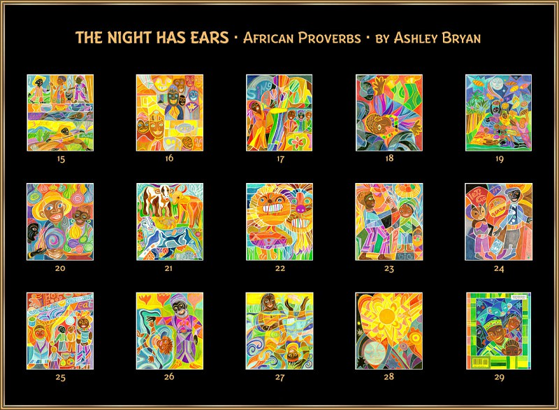 BryanAshley-TheNightHasEars-Index2-sj. Ashley Bryan
