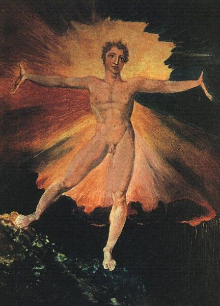 GLAD DAY. William Blake