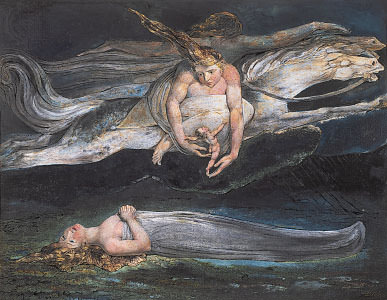 Pity, 1795 Tate gallery. William Blake