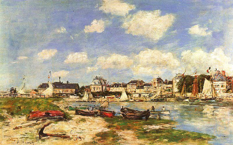 Boudin, Eugene (French, 1824-1898). Эжен Буден