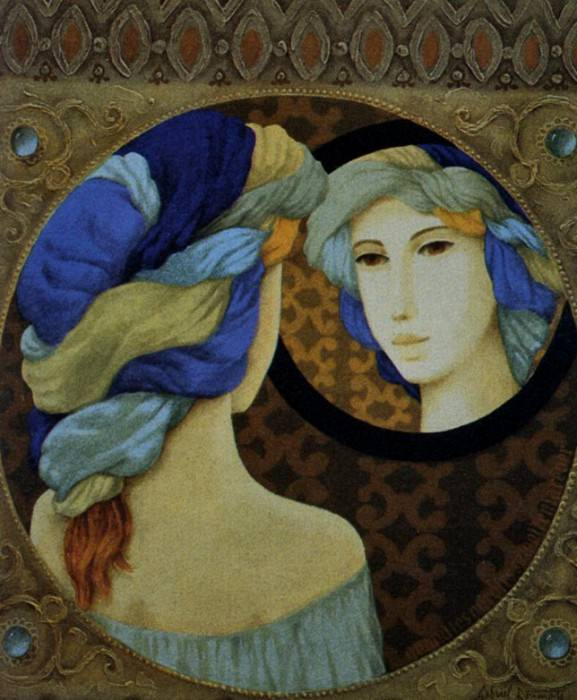 Gabriel Bonmati - Quand les miroirs se mettent a rever, De. Gabriel Bonmati
