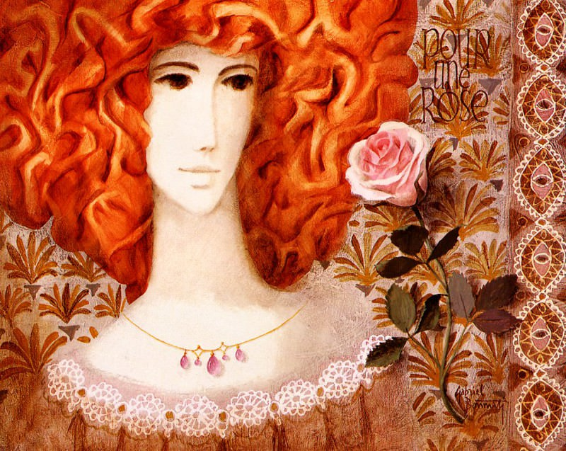 Gabriel Bonmati - Pour une rose, De. Gabriel Bonmati