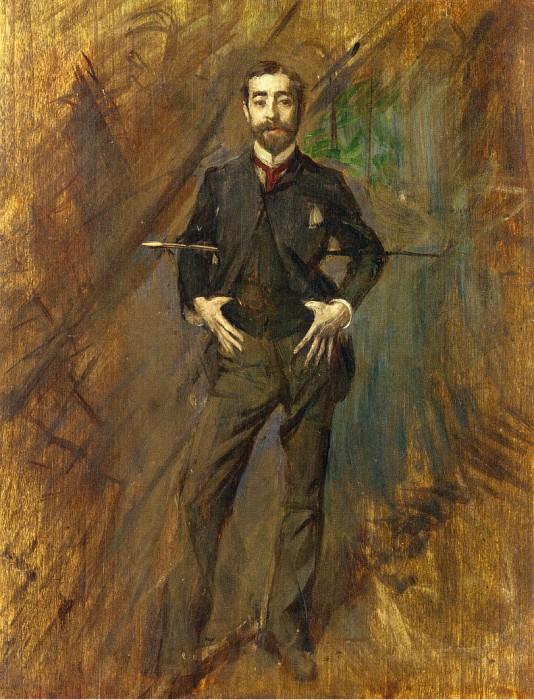 John Singer Sargent 1890. Giovanni Boldini