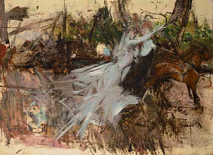 A Midsummer Nights Dream. Giovanni Boldini