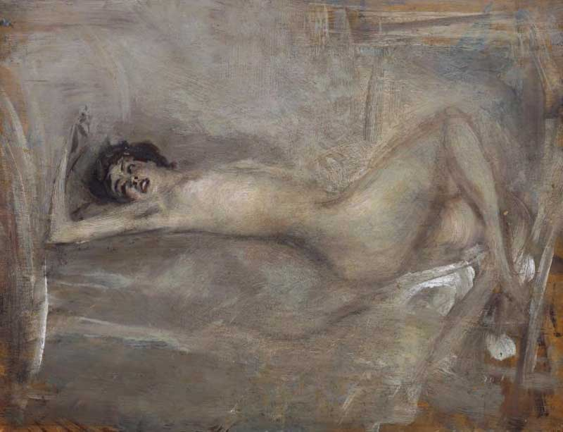 Symphony in Gray 1931. Giovanni Boldini