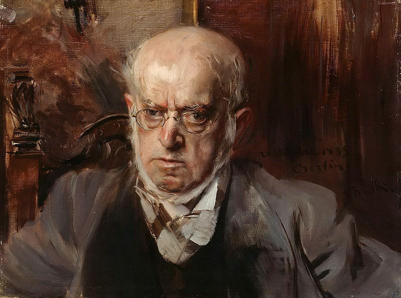 Adolph Menzel. Giovanni Boldini