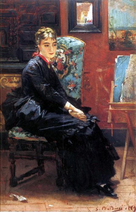 Rosina Pisani. Giovanni Boldini