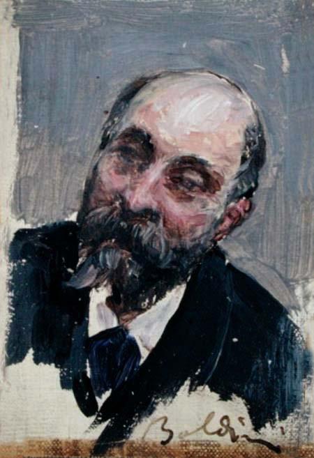 Портрет Жоржа де Бейо. Джованни Больдини