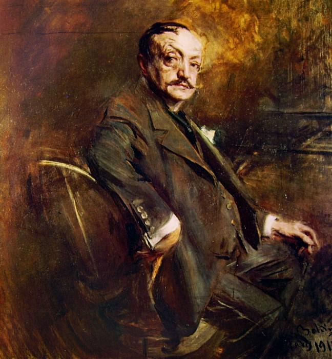 Автопортрет, 1911. Джованни Больдини