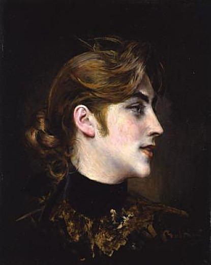 Ritratto di Signora. Giovanni Boldini