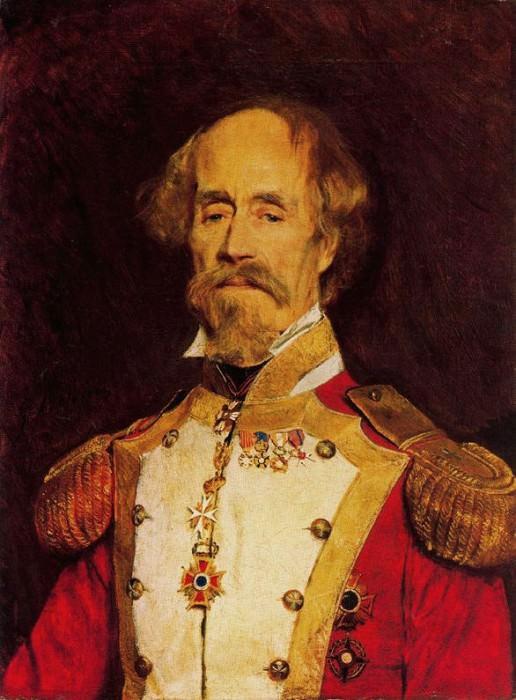 Ritratto do Generale Spagnolo. Giovanni Boldini