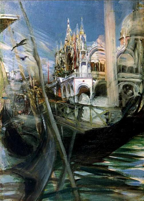 Venezia. Giovanni Boldini