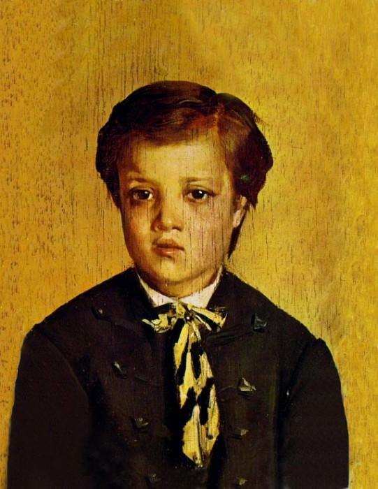 Ritratto di Francesco Boldini. Giovanni Boldini