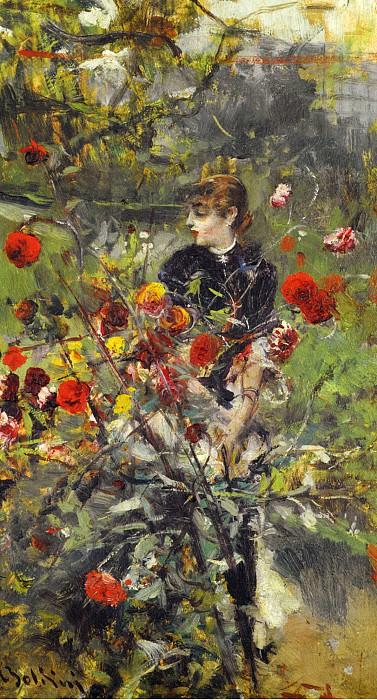 Летние розы. Джованни Больдини