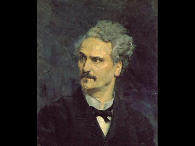 Henri Rochefort. Giovanni Boldini