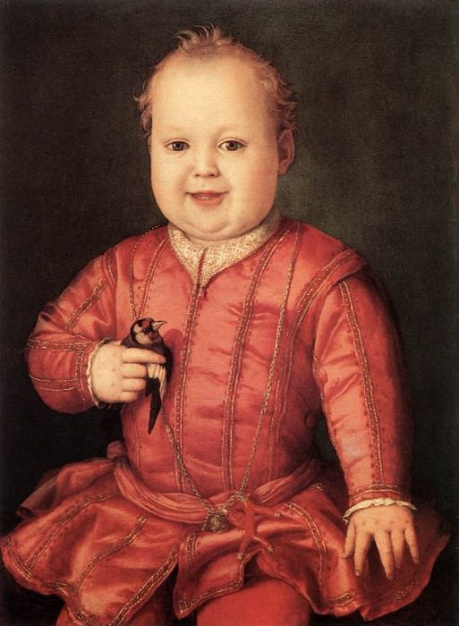 Giovanni de Medici. Agnolo Bronzino
