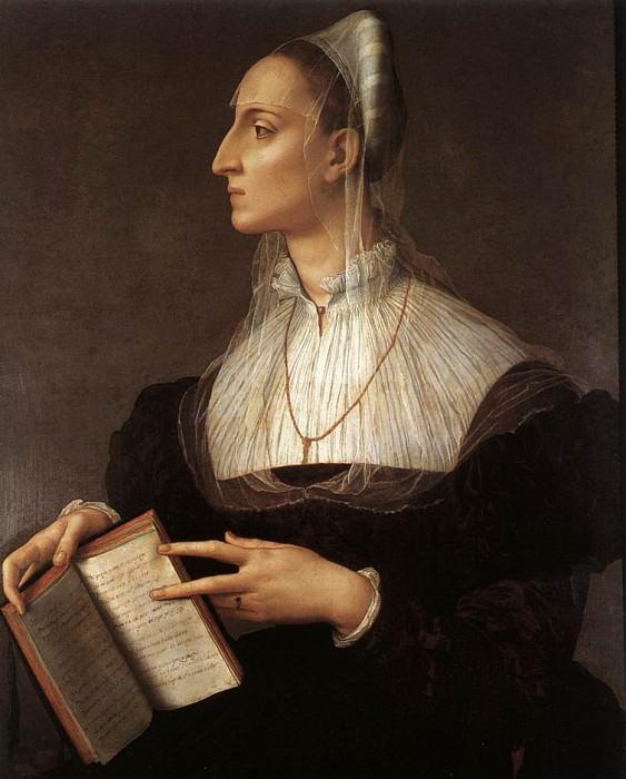 Laura Battiferri. Agnolo Bronzino