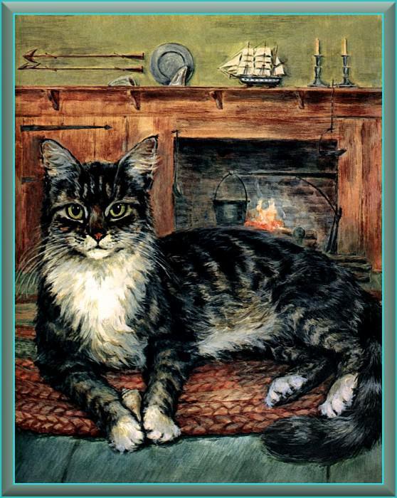 Ds-Cats Art 09 Marge Opitz Buridge. Мардж Опитц Буридж