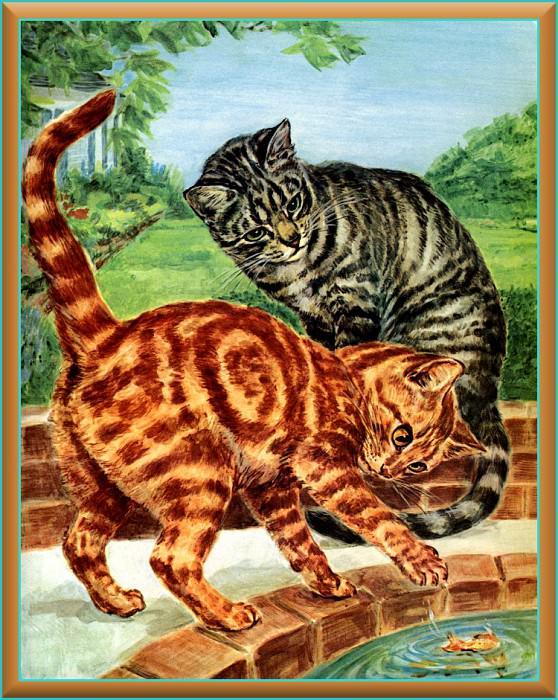 Ds-Cats Art 11 Marge Opitz Buridge. Marge Opitz Buridge