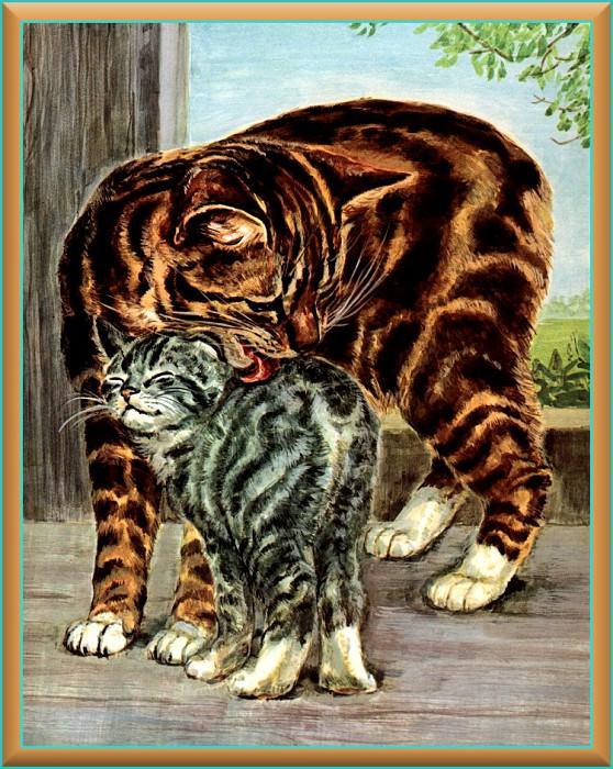 Ds-Cats Art 13 Marge Opitz Buridge. Marge Opitz Buridge