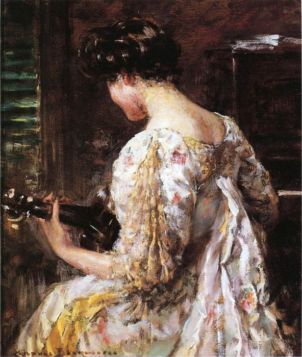 #29613. James Carroll Beckwith