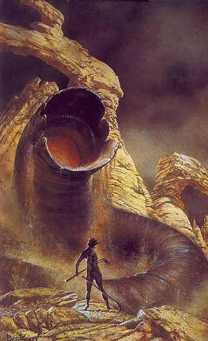 lrs Beekman Doug Dune The Worm Turns. Douglas Beekman